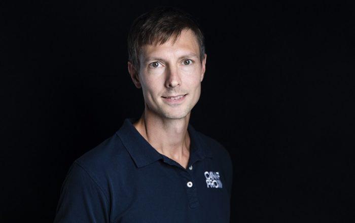 Andreas Liljemark produktchef Camp Pro Hornstull
