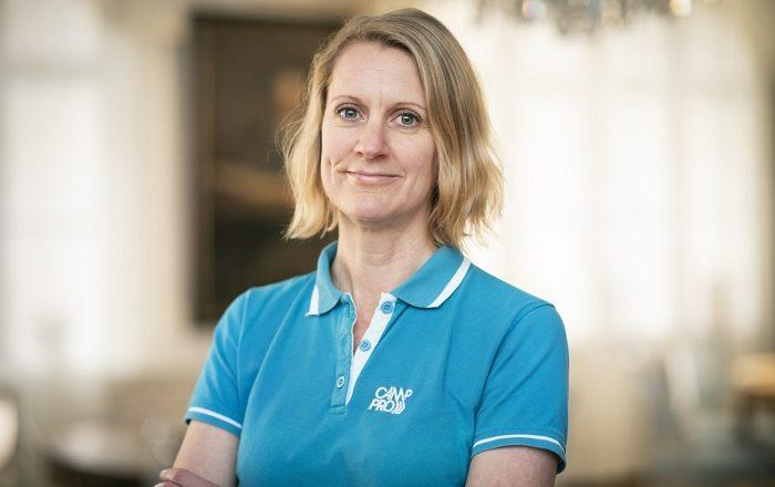Lotta Larsson projektledare Camp Pro Ortopedteknik