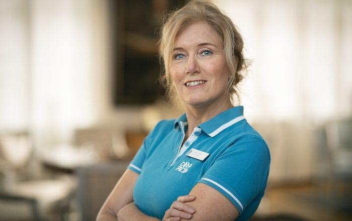 Pernilla Ekroth leg. ortopedingenjör