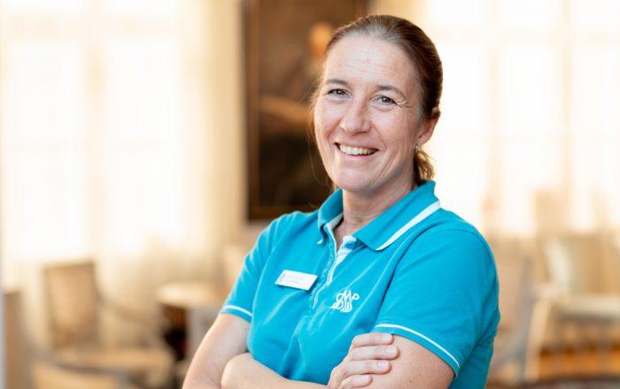 Kerstin Helmer leg. ortopedingenjör Camp Pro Ortopedteknik