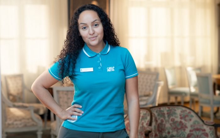 Melania Gonzalez Carvajal Camp Pro