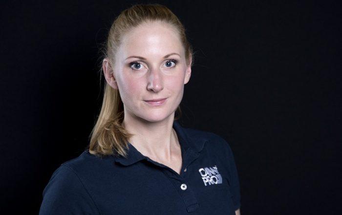 Sophia Lindberg fysioterapeut Camp Pro Hornstull