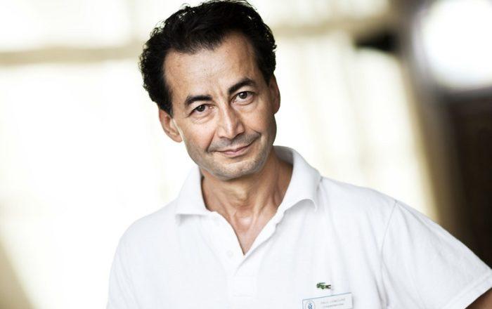 Paul Lemouré ortopedtekniker Camp Pro Sophiahemmet