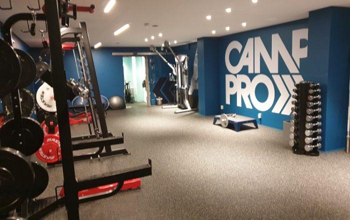 Gymmet Camp Pro Hornstull